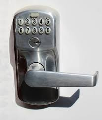 Combination Door Knob Locks