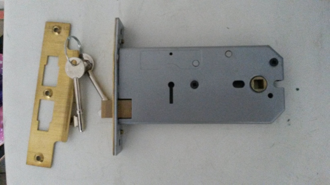 Site Store Box Locks